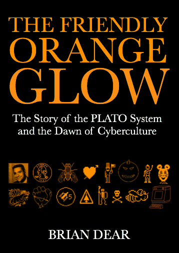 Book Cover: The Friendly Orange Glow